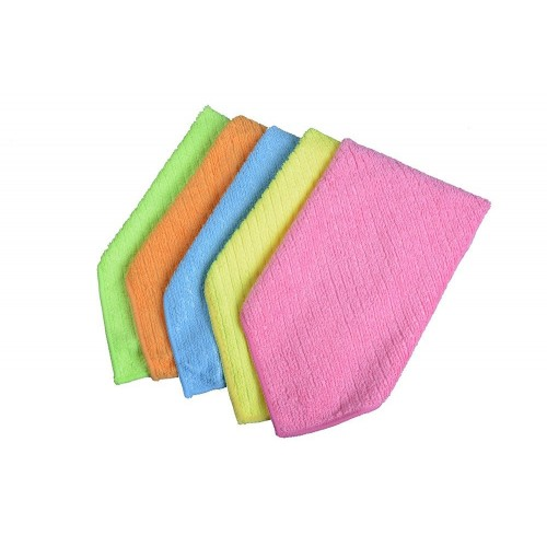 Microfiber Cleaning Cloth Pattern: Multi-purpose Cleaning Cloths Microfiber Kitchen Cloth