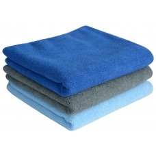 Multi-purpose Microfiber Fast Drying Travel Gym Towels 13 Inchx29 Inch 3 Pack