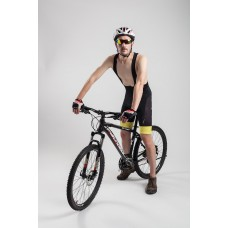 Men's Cycling Shorts Comfortable Breathable  Jersey