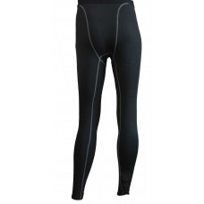 Compression Base Layer Pants Black