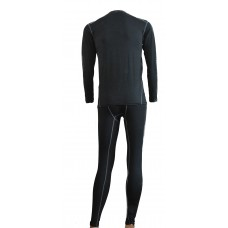 Compression Suit Shirt & Pants SET Black