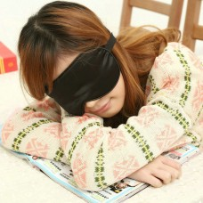 Natural Silk Sleeping Eye Mask