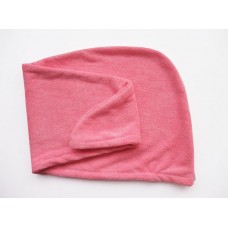 Microfiber Ultra Absorbent Twist Hair Turban Dry Cap Bath Head Wrap Hair Wrap Cap