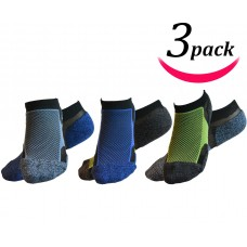 Men's Hiking Socks Thicker Sports Equipment  Assorted 3 Packs