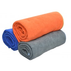 """Microfiber Yoga Towel with a Carry Bag Perfect for Covering the Yoga Mat 24""""x72"""""""
